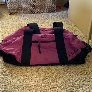 L.L.Bean Duffle bag